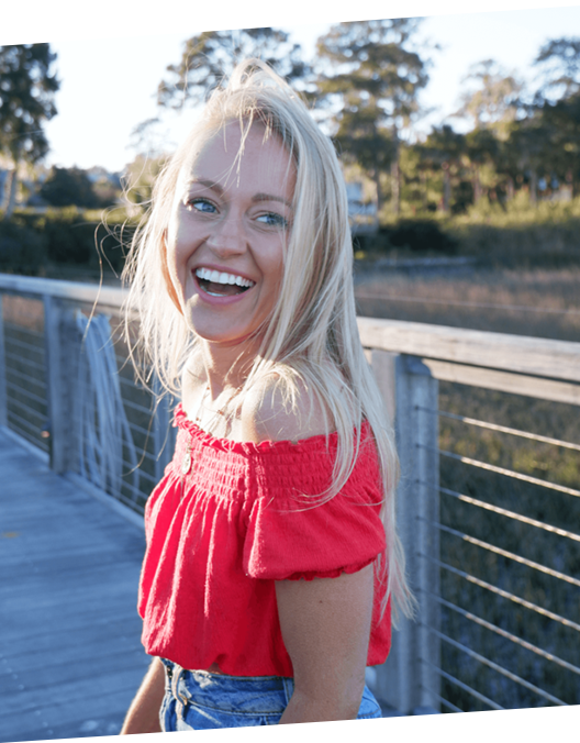 Caitlin Slee, Certified Eating Disorder Recovery Coach