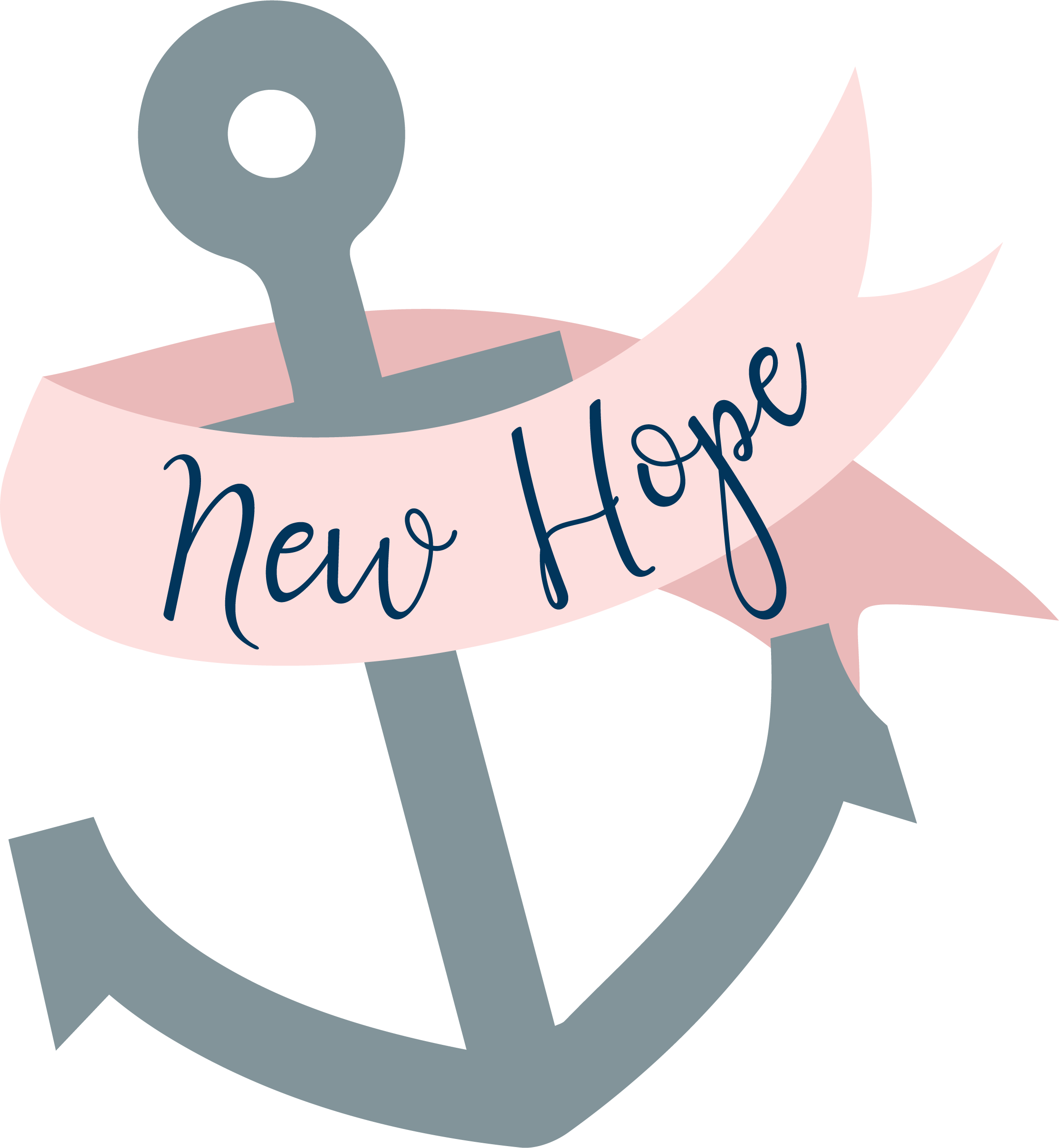 New Hope Counseling and Wellness Center logo